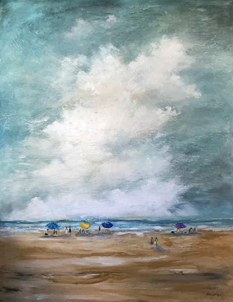 Happy Time Art | B Mann Myers Art