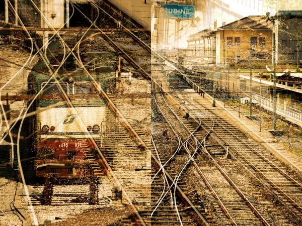 Collage - Ferrovia
