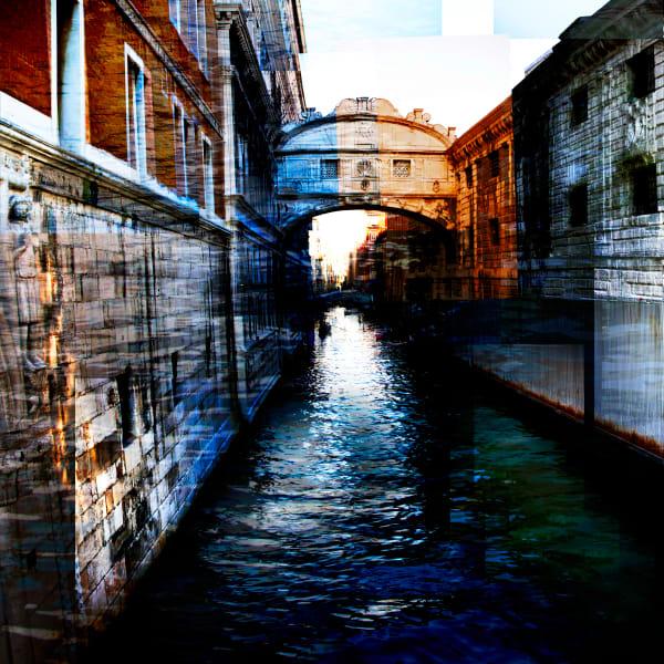 Collage - Ponte dei Sospiri