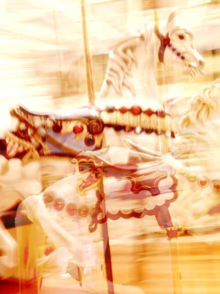 Collage - Merry-go-round (vertical)