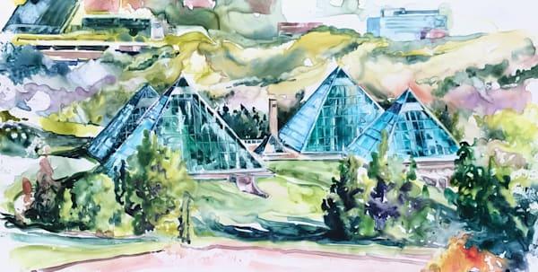 Muttart Conservatory Art | Karen Bishop Artist