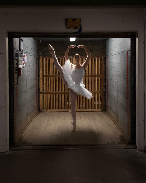 Freight Ballet Photography Art | Christopher Grey Studios