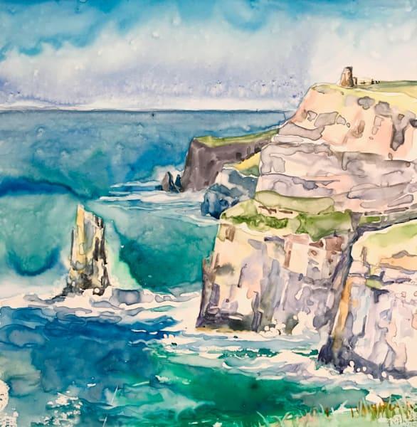 Cliffs Of Moher Art | Karen Bishop Artist