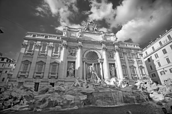 Shop for the Trevi Fountain Photographic Art | Decor for your space