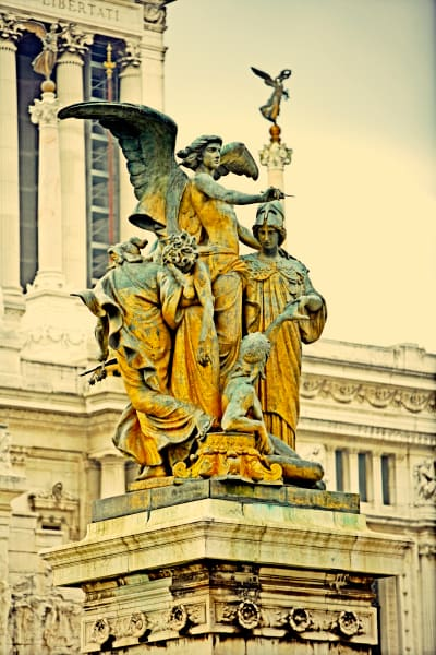 """Shop for """"Il Vittoriano"""" Photographic Art 