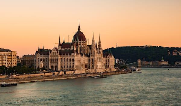 Budapest Parliament Art | Cincy Artwork