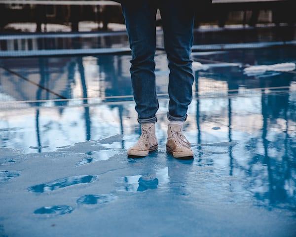 Cold Feet Art | Cincy Artwork