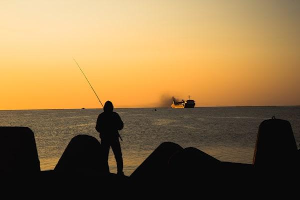 Fisherman Art | Cincy Artwork