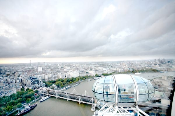 Shop for London Eye Photographic Art | Decor for your space
