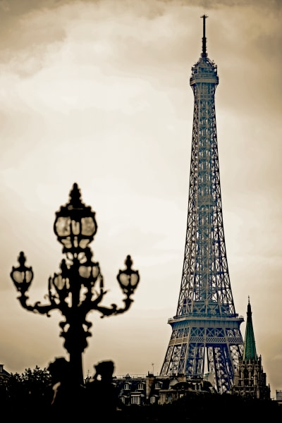Shop for Photographic Art of Paris, France | Eiffel