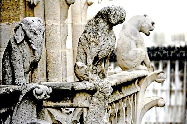 Shop for Photographic Art of Paris, France | Gargoyles II