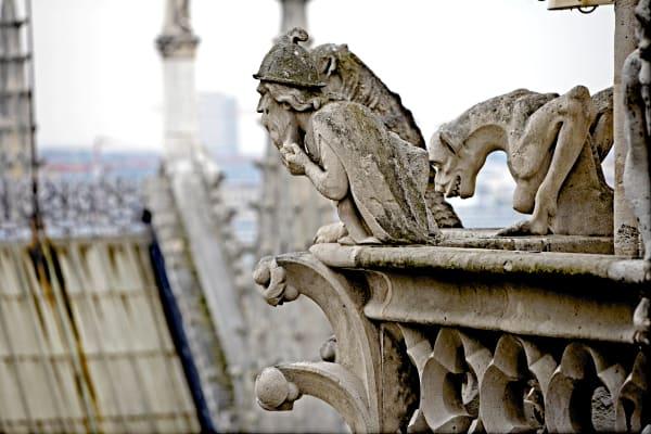 Shop for Photographic Art of Paris, France | Gargoyles III