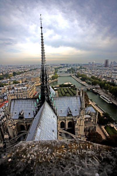 Shop for Photographic Art of Paris, France | Lost Spire I