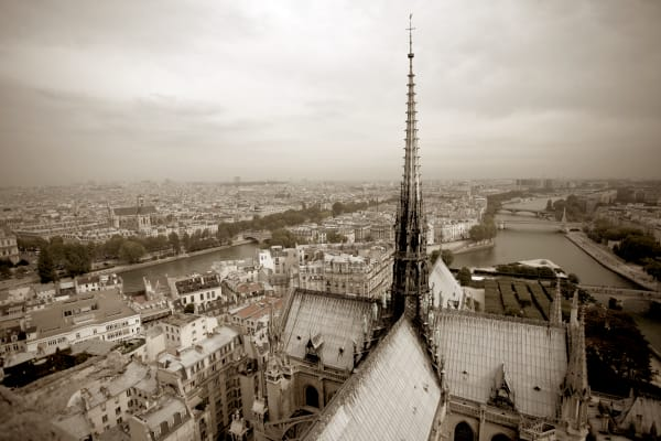 Shop for Photographic Art of Paris, France | Lost Spire II