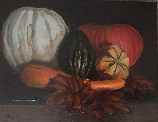 Holiday Gourds Art | Scott Dyer Fine Art