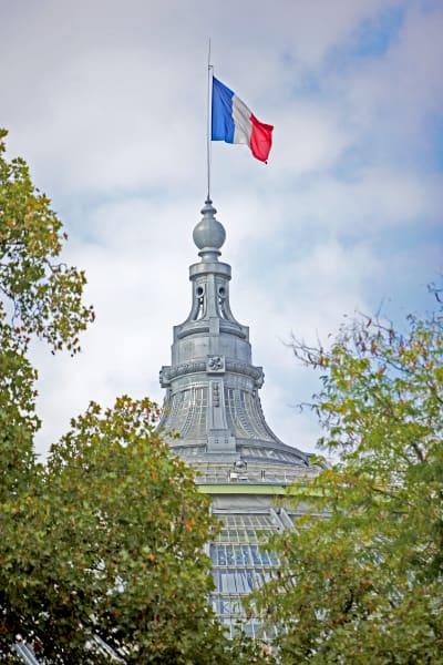 Shop for Photographic Art of Paris, France | Tricolor