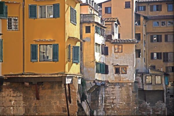 Shop for Florence, Italy Photographic Art | Ponte Vecchio Detail