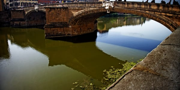 Shop for Florence, Italy Photographic Art | Holy Trinity Bridge