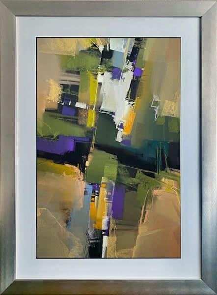 Symphony In Greens Art | Michael Mckee Gallery Inc.