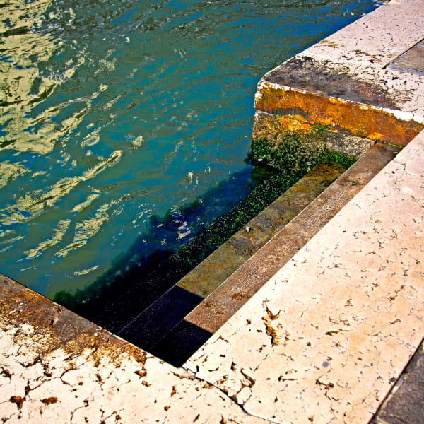 Shop for Venice, Italy Photographic Art | Marble Steps