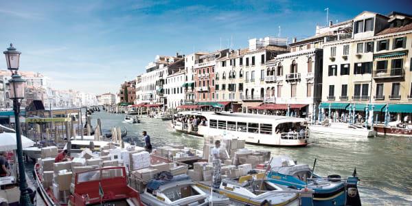 Venice, Italy - Grand Canal II