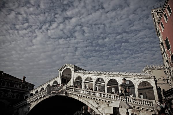 Shop for Venice, Italy Photographic Art | Rialto Bridge