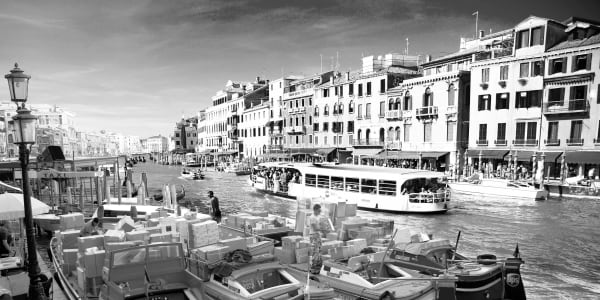 Shop for Canals of Venice Photographic Art | Decor for your space