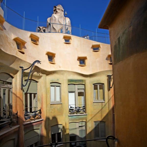 Shop for La Perdrera Photographic Art | Gaudi's Style I