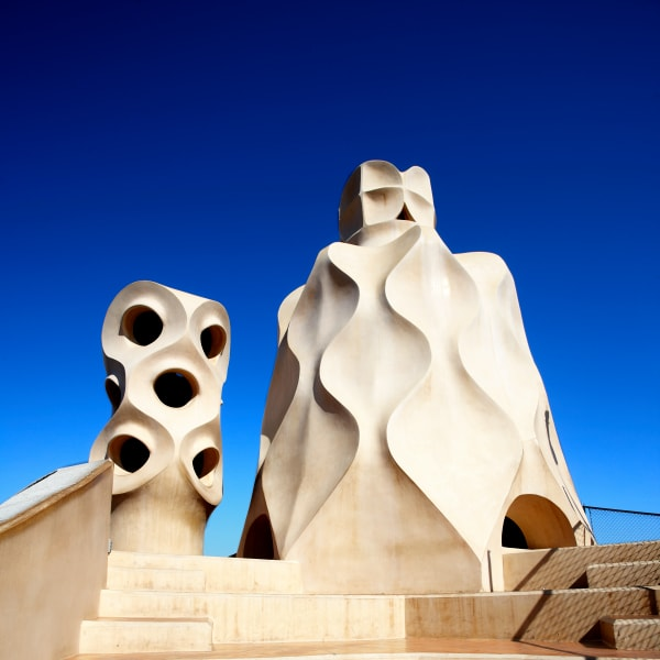 Shop for Photographic Art of Barcelona, Spain | Gaudi's Sculpture I
