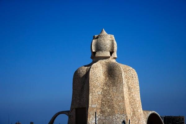 Shop for Photographic Art of Barcelona, Spain | Gaudi's Sculpture III