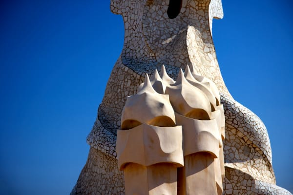 Shop for Photographic Art of Barcelona, Spain | Gaudi's Sculpture IV