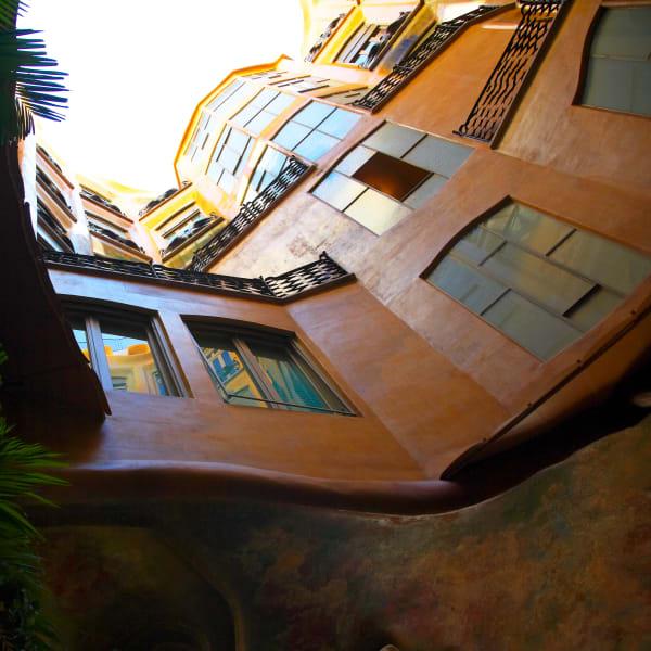 Shop for La Perdrera Photographic Art | Gaudi's Style II