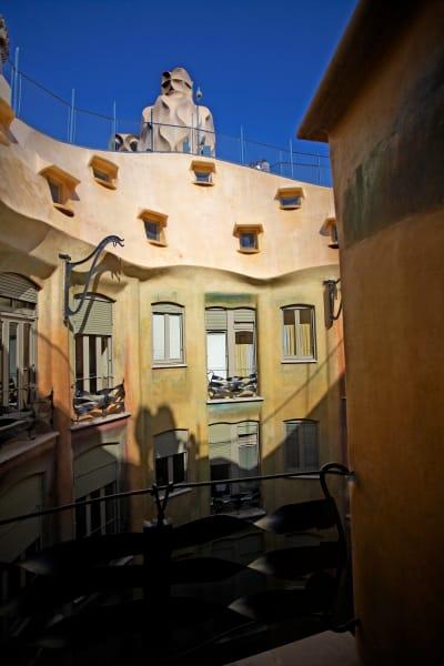 Shop for La Perdrera Photographic Art | Gaudi's Style III