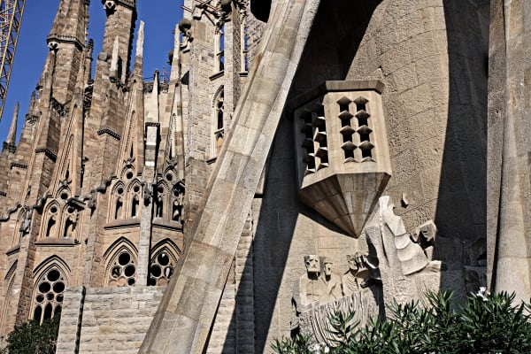 Shop for Sagrada Familia Photographic Art | Sagrada Familia detail