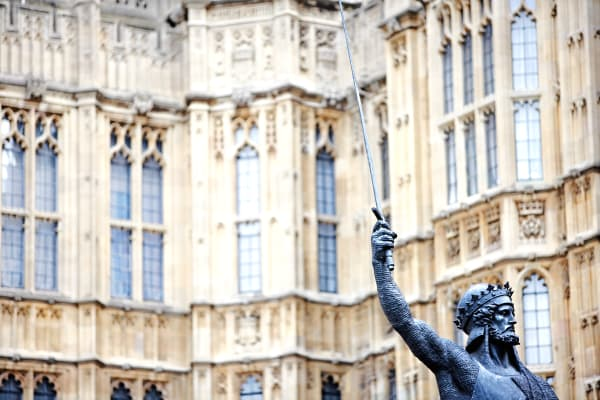 Shop for Photographic Art of London, England | The Lionheart