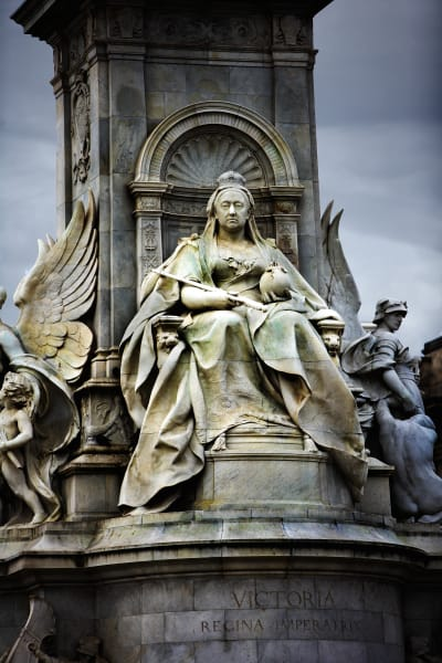 Shop for Photographic Art of London, England | Queen Victoria