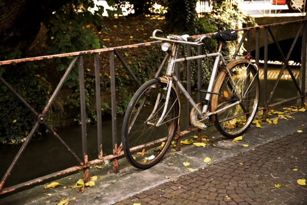 Shop for Photographic Art of Udine, Italy | Bicicletta II