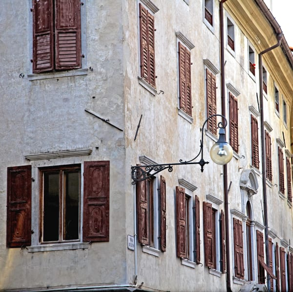 Shop for Photographic Art of Udine, Italy | Shuttered Windows I