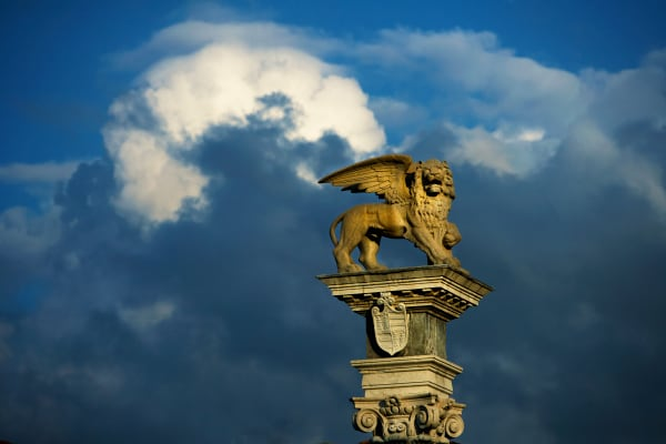 Shop for Photographic Art of Udine, Italy | Winged Lion