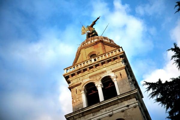 Shop for Photographic Art of Udine, Italy | Campanile del Castello