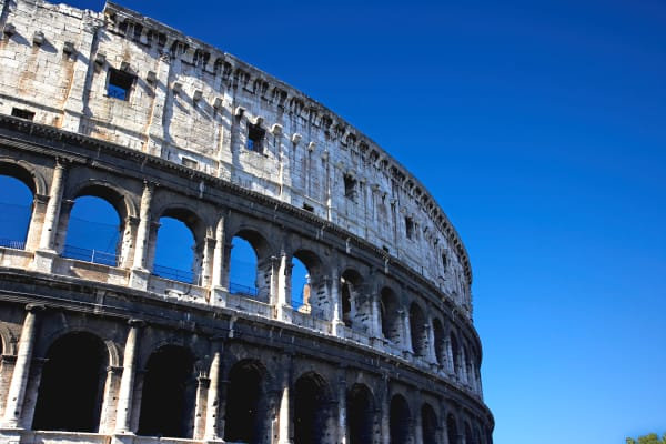 Shop for Rome, Italy Photographic Art | Curvature of the Colosseum I