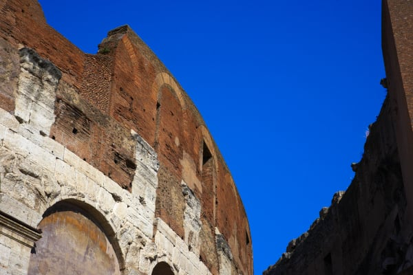 Shop for Rome, Italy Photographic Art | Curvature of the Colosseum II