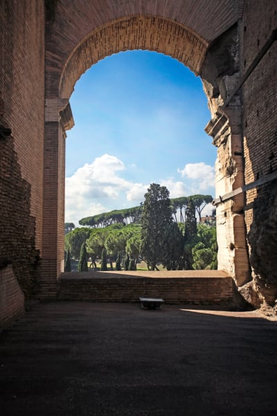 Shop for Rome, Italy Photographic Art | Through the Arches of the Colosseum I