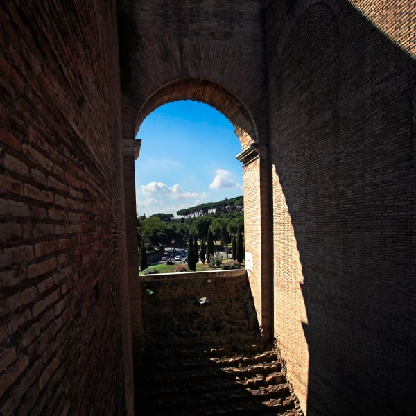 Shop for Rome, Italy Photographic Art | Through the Arches of the Colosseum V