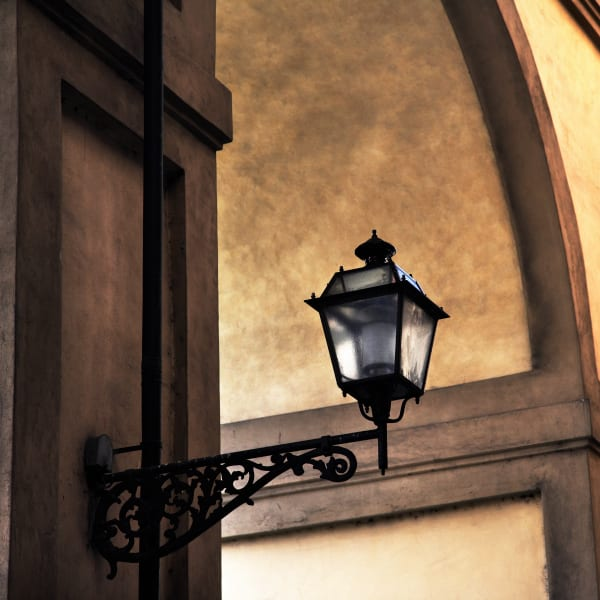 Shop for Florence, Italy Photographic Art | Ponte Vecchio Lamp