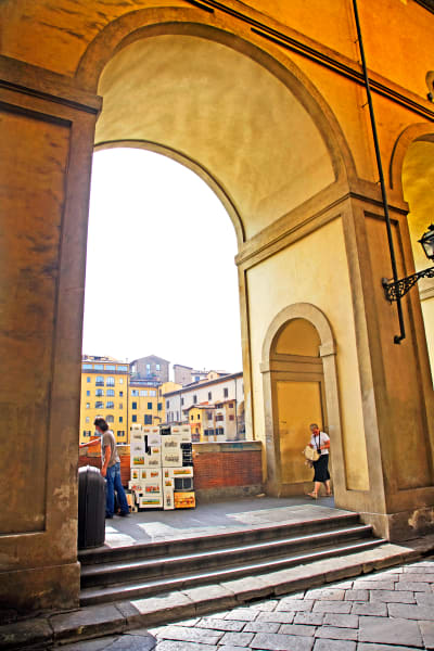 Shop for Florence, Italy Photographic Art | Artist under Ponte Vecchio