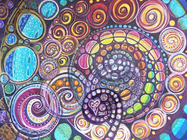 Fibronaci's Dream Art   Cynthia Christensen Art