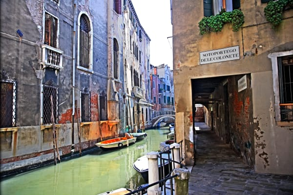 Shop for Venice, Italy Photographic Art | Canals of Venice I
