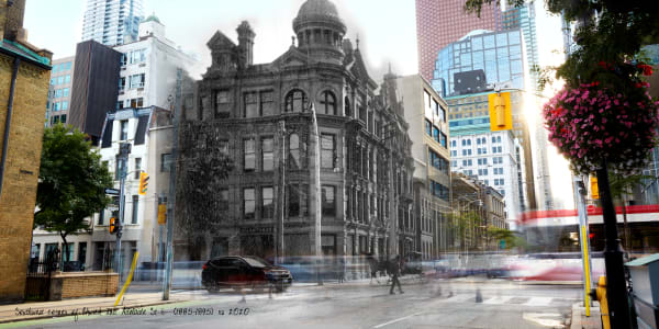 Past Present - St James Chamber