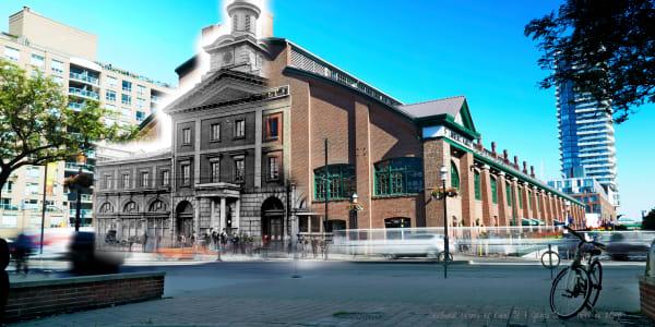Past Present - City Hall 1844-1899